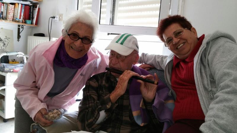 ביקורי קשישים